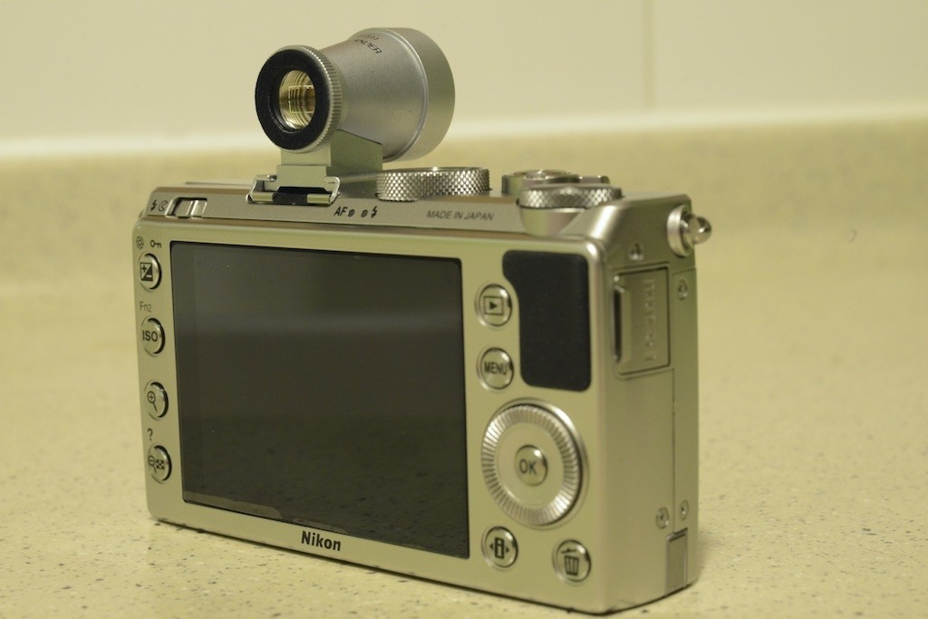 Coolpix A and OVF.