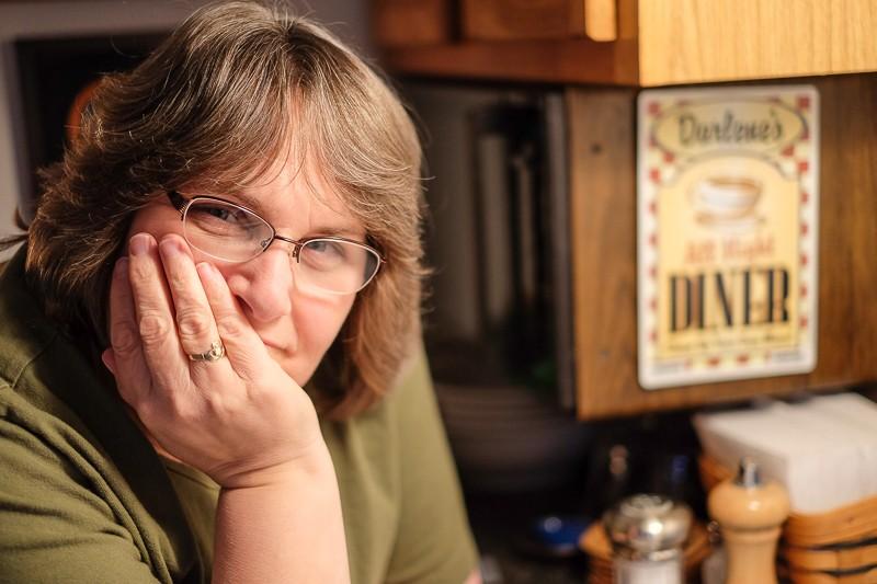 Darlene in the Kitchen (1 of 1).jpg