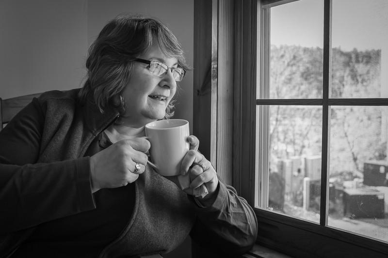 Darlene with Coffee.jpg