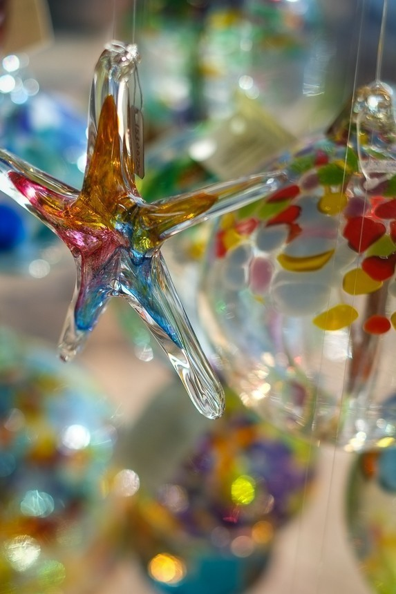 Glass Display in Store  (1 of 1).
