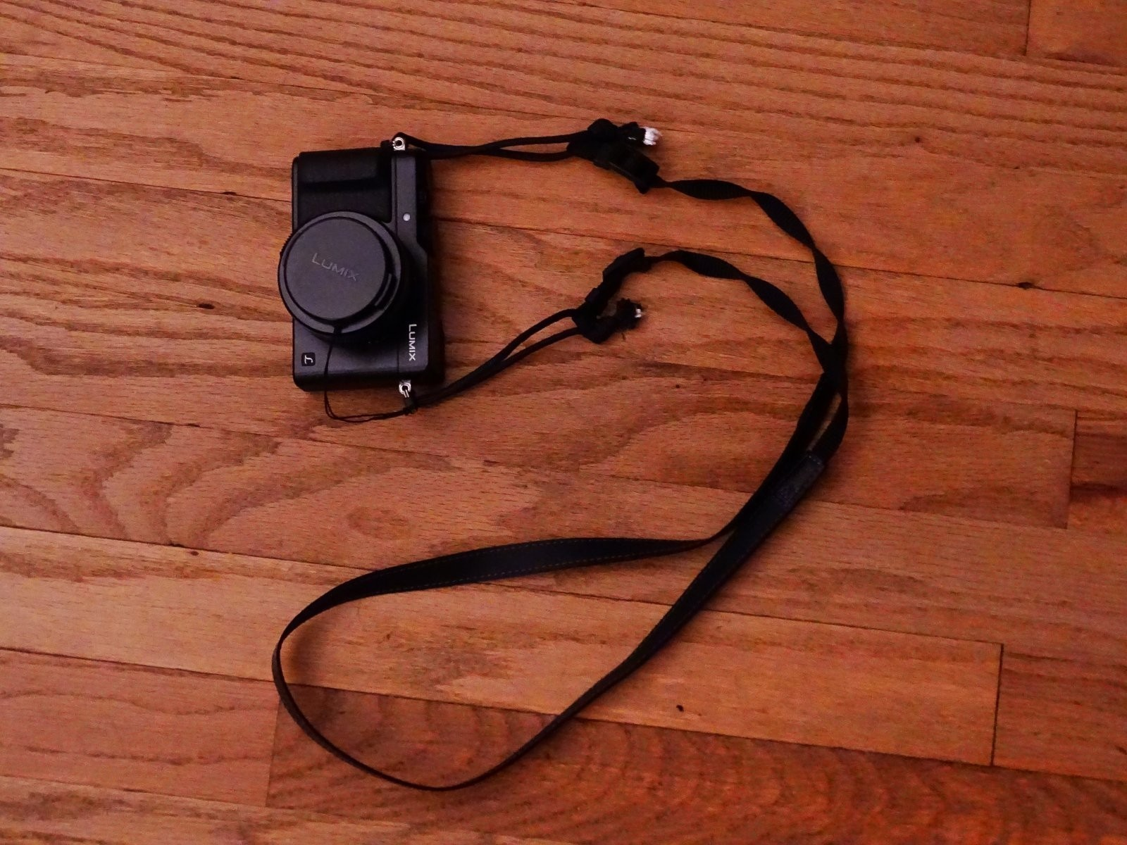 HX400V parachute cord camera strap extensions (1).JPG
