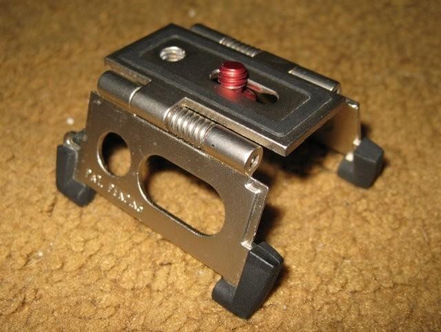 Micro tripod.