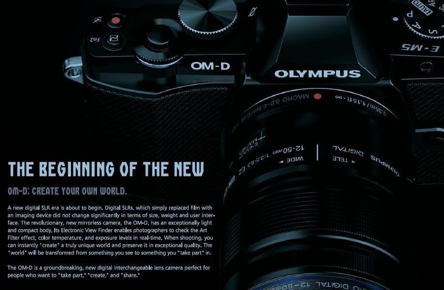 Olympus-OMD.