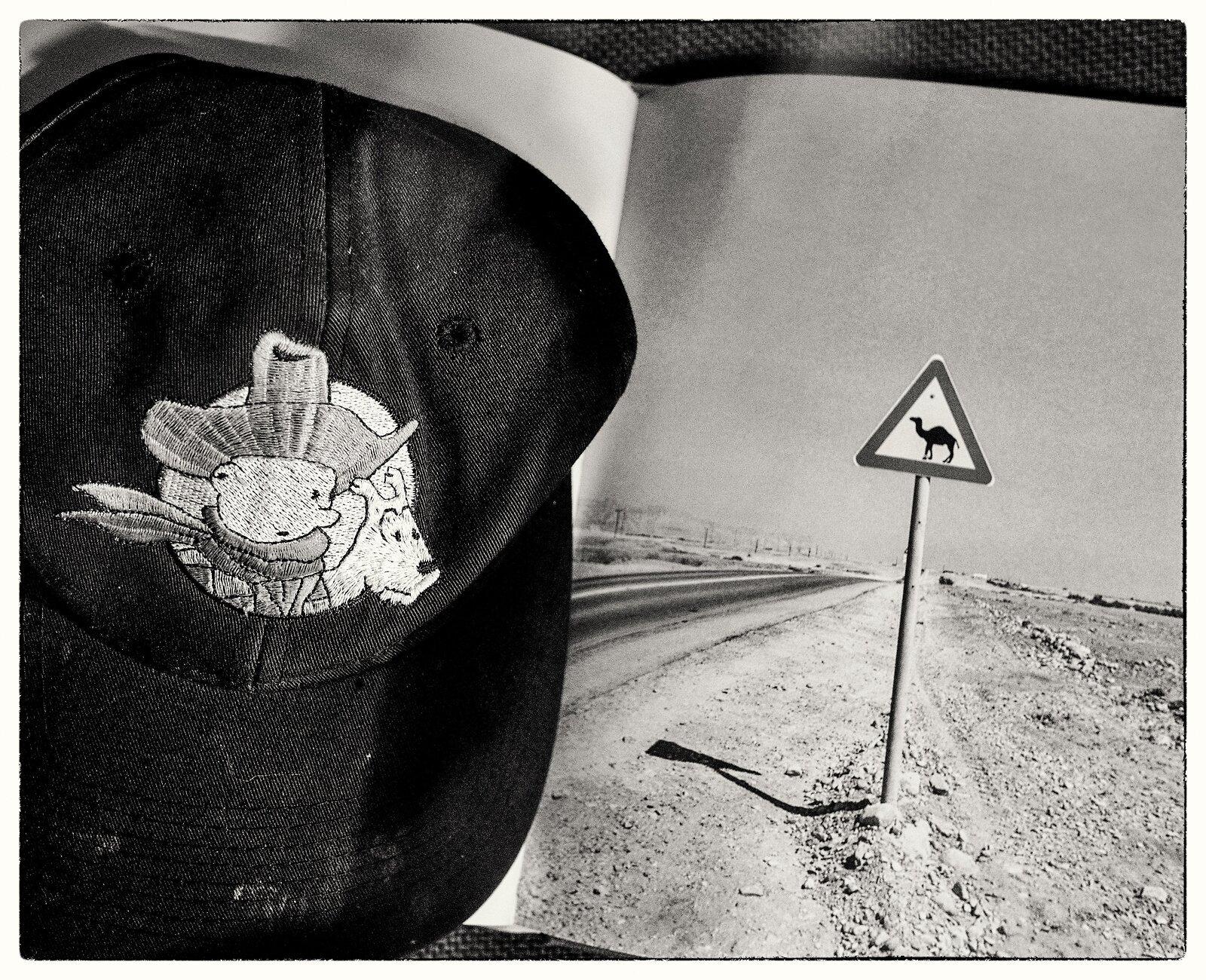 PenF_Tintin_desert_cowboy_monochrome.jpg