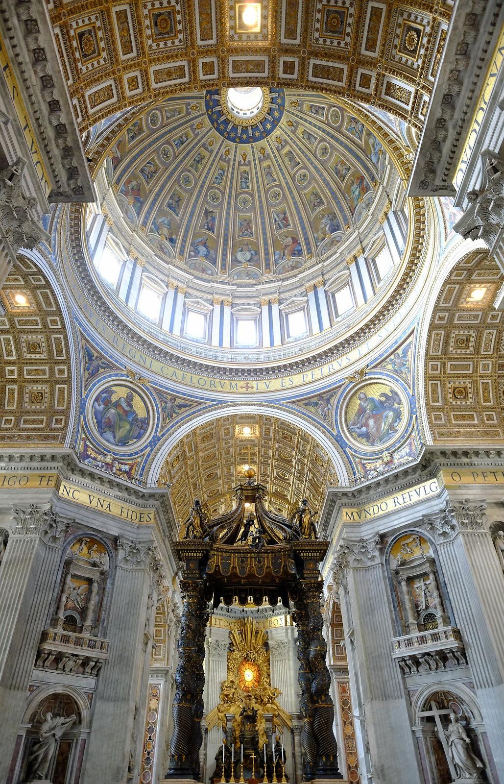 Rome Honeymoon Fuji XE-1 St Peter's Basilica 18.jpg