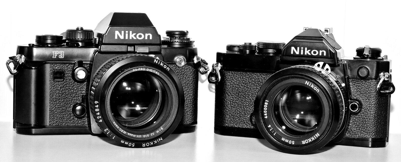 s_Nikon F3 and FM bw_s.jpg
