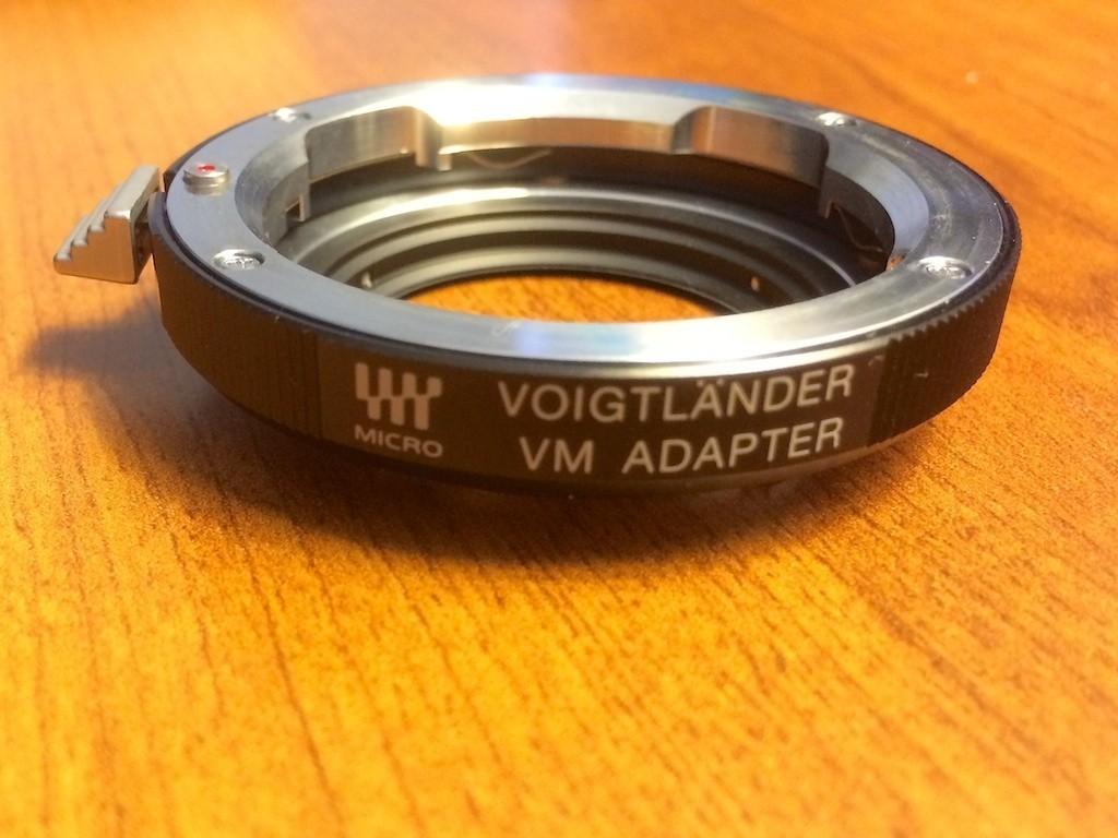 Voigtlander Adapter 2 - Version 2.