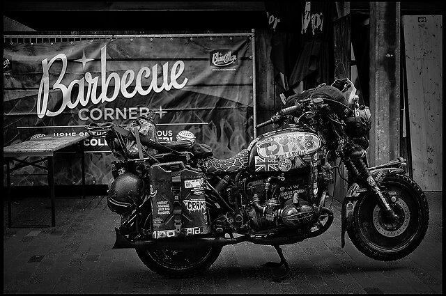 Show Motorcycles  & Scooters - BBQ by Plooifiets, on Flickr