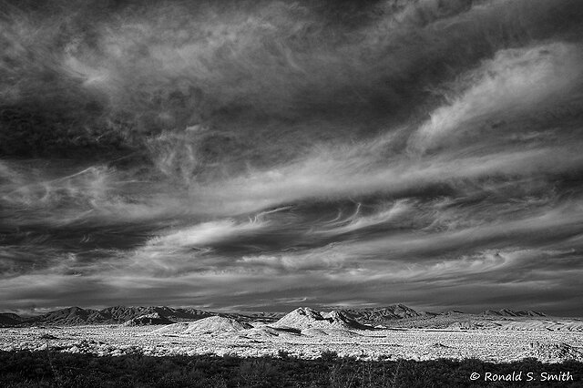 Landscapes in B&W - Scottsdale, AZ X-E1 (850nm IR) + XF35/1.4   20181224 116b by Ron Smith, on Flickr