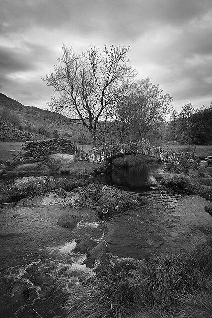 Show Bridges - Slaters Bridge, The Lake District