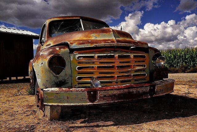 "Show ""Rust"""
