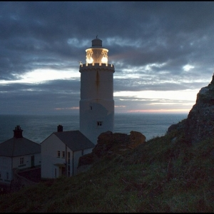 Start point Lighthouse pre dawn