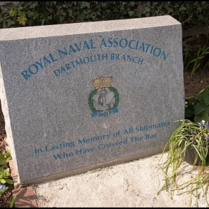 Royal Naval Association memorial, Dartmouth