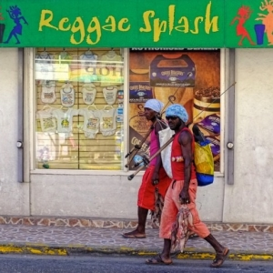 Reggae Splash by Ray