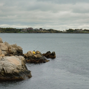 Fishing - Fort Wetherill