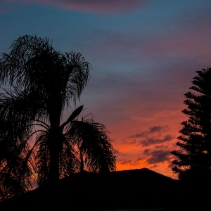 SIJ 2015 - Day 5 - Sunrise in the Burbs