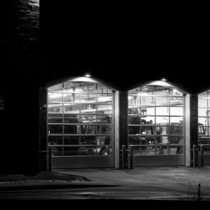 SiJ - 4: Firehall at Night