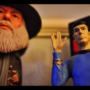 SIJ-10 Live Long and Prosper my dear Hobbits