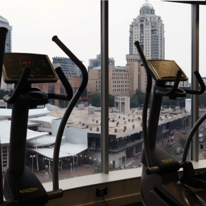 SiJ15 - Day 14 - Gym with a view