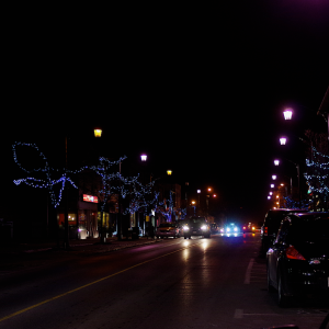 SiJ2015 - 21: Main Street lights