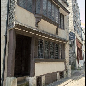 Elizabethan Merchants House, Plymouth