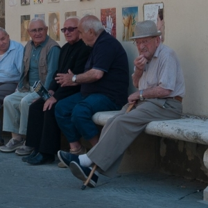 Men of Montecino