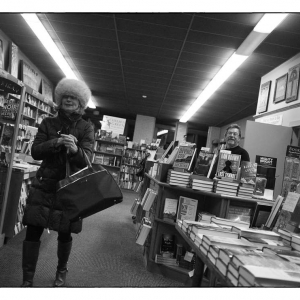 SIJ Day 4 - Bookstore, Exeter, NH