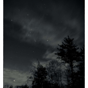SIJ Day 10 - Night Sky, New Hampshire