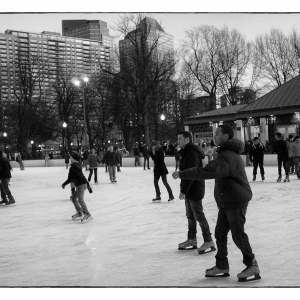 SIJ Day 11 - Ice Rink, Boston Commons