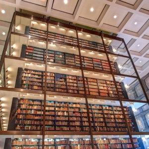 SIJ - Day 12:  Beinecke Rare Book and Manuscript Library, Yale University