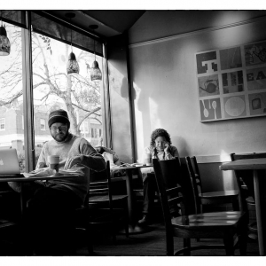 SIJ Day 14 - Coffee Shop, Lexington, MA