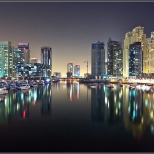 Dubai JBR harbour 1