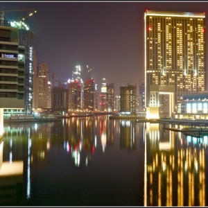 Dubai JBR harbour 2