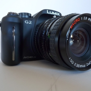 G2 plus FD-mount 28/2.8 Macro