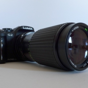G2 plus FD-mount 75-200/4 Macro