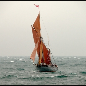 Sea and sail