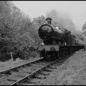 3205 heading for Buckfastleigh