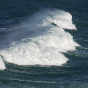 Waves off the NSW coast