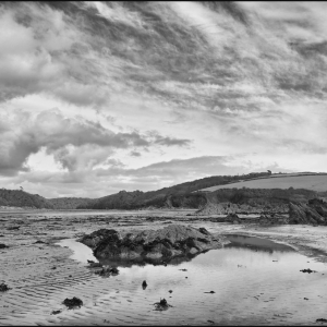 Low tide-Erme estuary