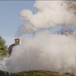 More steam than engine