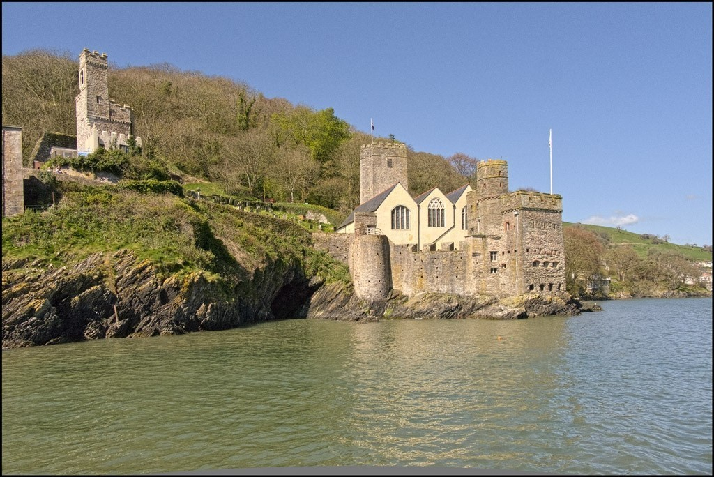 Dartmouth Castle and St Petrocks Church