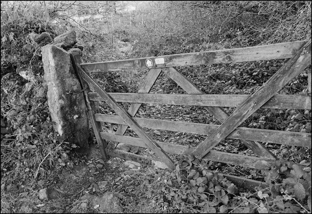 Gate on rough path in Owley Bottom