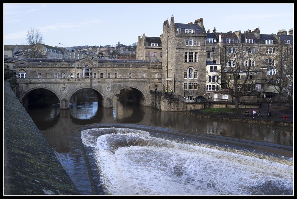 Pultney bridge